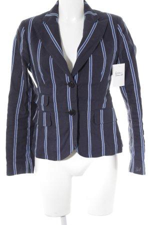 Henry Cotton's Kurz-Blazer Streifenmuster Business-Look