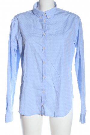 Henry Cotton's Long Sleeve Shirt blue business style