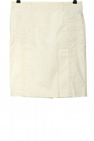 Henry Cotton's Midi Skirt natural white casual look