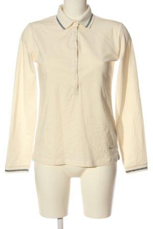 Henry Cotton's Koszulka polo kremowy W stylu casual