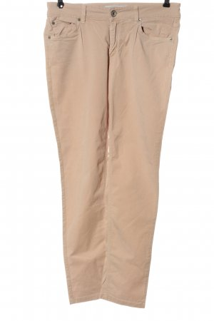 Henry Cotton's Jersey Pants cream casual look