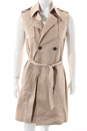 Henry Cotton's Weste beige Casual-Look