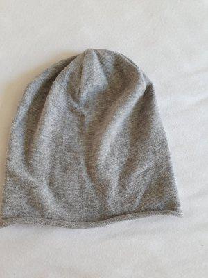 LeGer by Lena Gercke Chapeau en tricot gris clair