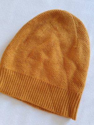 Gerry Weber Cappello a maglia arancione chiaro
