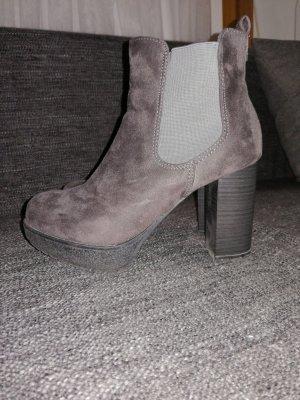 Herbst Schuh mit Absatz