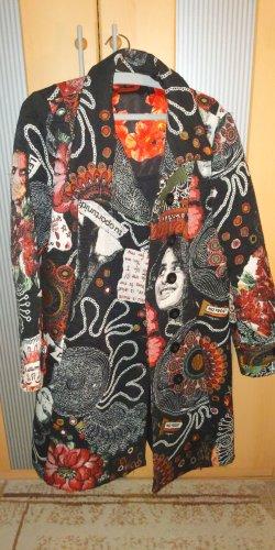 desingual Abito cappotto multicolore