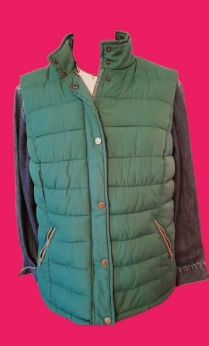 Gina Quilted Gilet multicolored mixture fibre