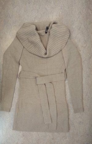 Woolen Dress light brown