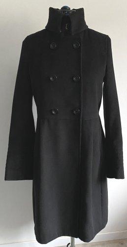 Easy Comfort Abrigo de invierno negro