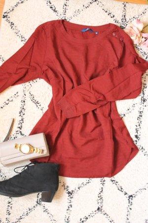 Herbstfarbene Bluse