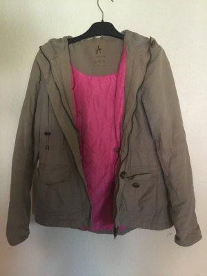 Atmosphere Between-Seasons Jacket beige-pink
