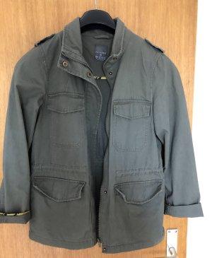 Primark Quilted Jacket khaki