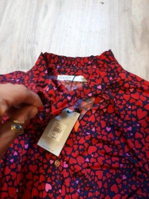 Oasis Longsleeve Dress multicolored mixture fibre
