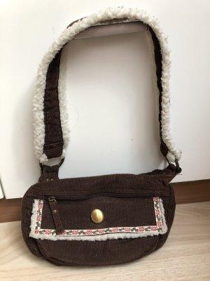 Herbstlich/winterliche Handtasche