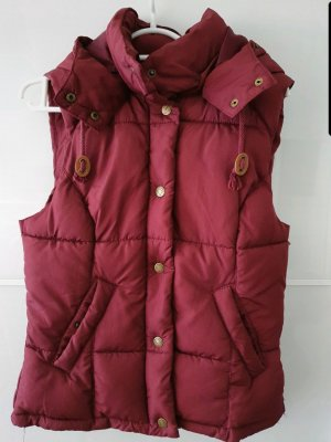 H&M Hooded Vest multicolored
