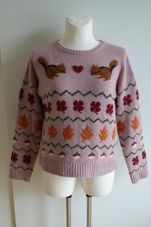Weekend Max Mara Knitted Sweater multicolored