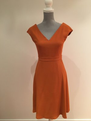Herbstliches Kleid NEU Massimo Dutti
