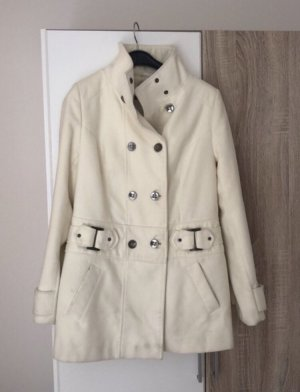 Bodyflirt Between-Seasons-Coat natural white-cream
