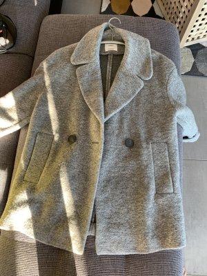 Kunstfell Mantel, Fake Fur Mantel, Teddyfellmantel