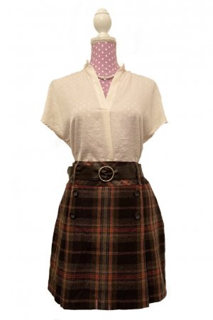 Yessica Cargo Skirt multicolored
