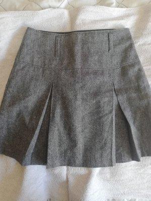 H&M Tweed Skirt grey
