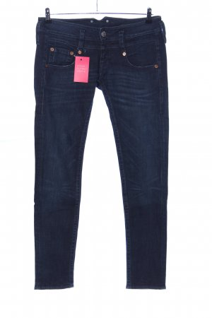 Heritage Slim Jeans blau Casual-Look