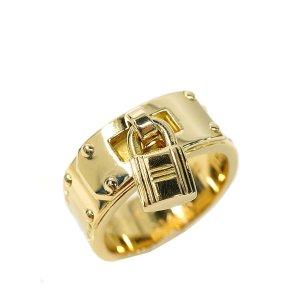 Hermes 18K Kelly Ring
