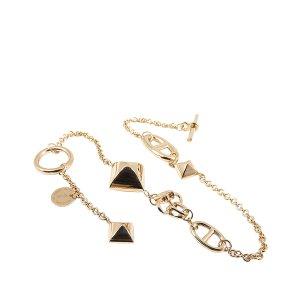 Hermès Bracelet pink real gold