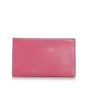 Hermès Borsetta mini rosa pallido Pelle