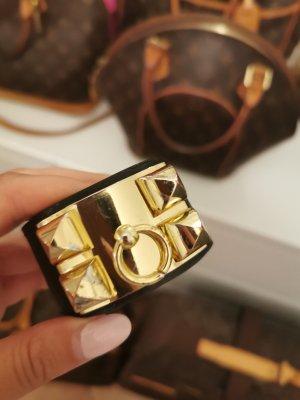 Hermès Bracelet black-gold-colored