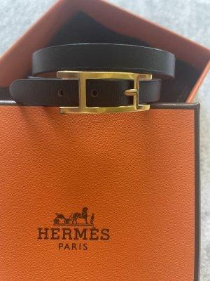 Hermès Bracelet black-brown