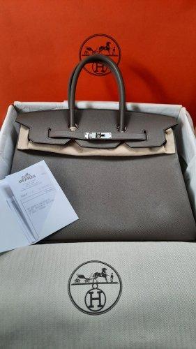 Hermès Handbag multicolored leather
