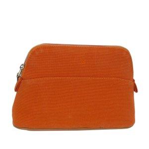 Hermès Sac seau orange