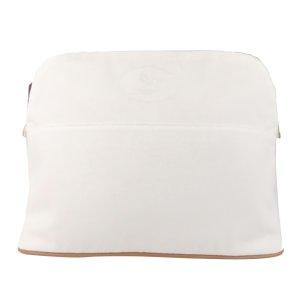 Hermès Torebka typu worek biały