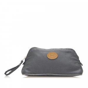 Hermes Bolide Twill Vice Versa Pouch