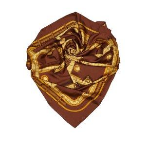 Hermes Camails Silk Scarf