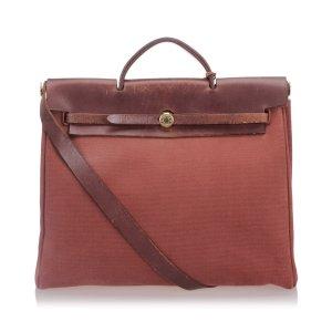 Hermès Satchel bruin