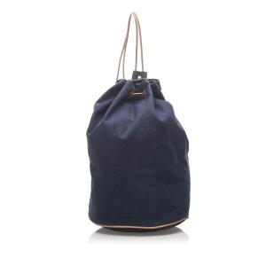 Hermès Plecak niebieski