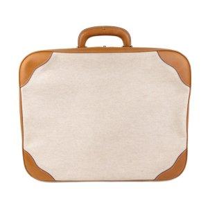 Hermès Borsa da viaggio beige