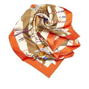 Hermes Carnaval de Venise Silk Scarf