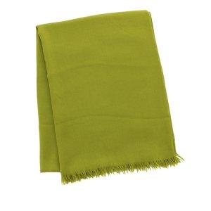 Hermès Bufanda verde