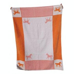 Hermès Beach Towel multicolored cotton