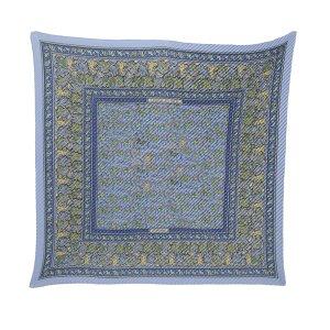 Hermes Chasse en Inde Pleated Silk Scarf