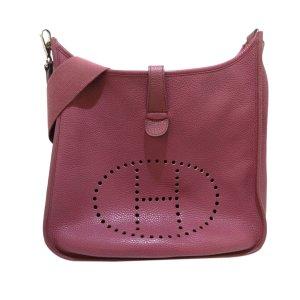 Hermès Shoulder Bag pink leather