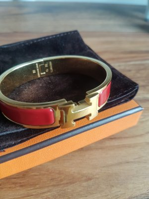 Hermès Bangle red