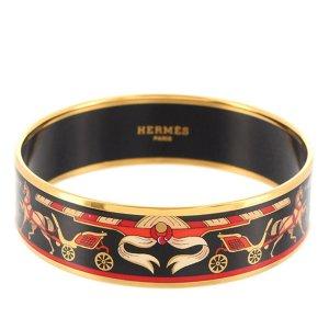 Hermes Cloisonne Bangle
