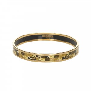 Hermes Cloisonne PM Bangle