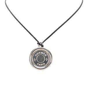 Hermès Collana argento Metallo