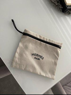 Hermès Clutch natural white
