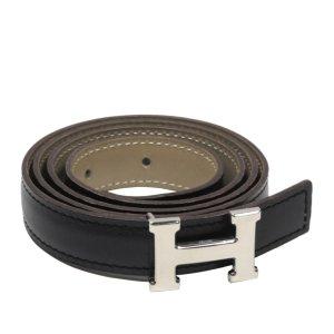 Hermes Constance Leather Belt